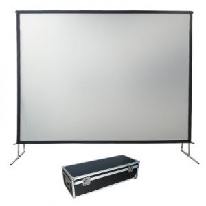 200%22 Rear projection screen
