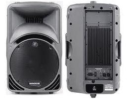 Mackie 8″ Monitor Speakers - House Party