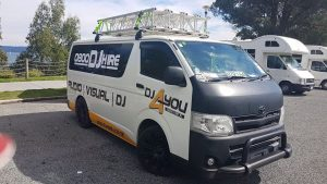 DJ4You - Mobile Van Hire