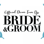 Bride Groom Dream Team Logo