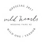 WH Official Vendor 2017 White Wedding Fairs
