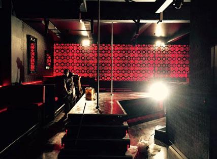 Professional DJ, Lighting Club Venue Install
