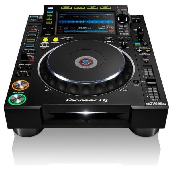 Pioneer CDJ 2000 Nexus2 Hire Equipment
