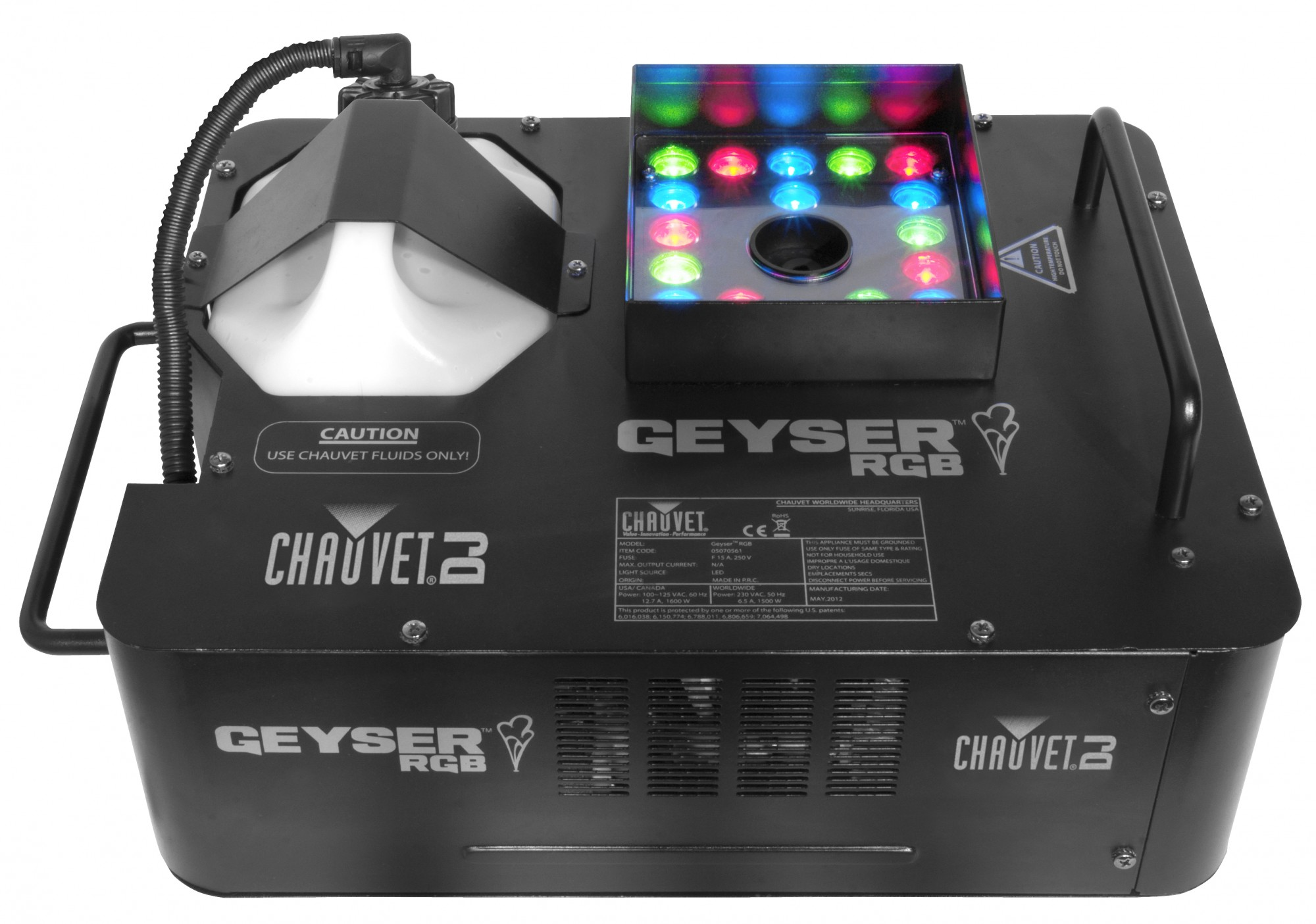 Geyser Upwards Smoke Machine - DJ Equipment