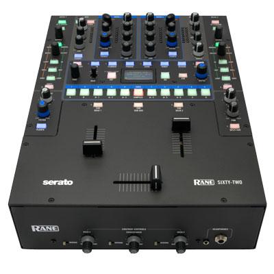 Rane 62 Mixer - DJ Hire