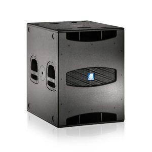 DB Tech 18d 1000w Sub Woofer - DJ Equipment