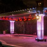 Festoon is a dynamic outdoor-rated party décor light featuring the vintage look and feel of standard party light strings, but is completely pixel-mappable for ultimate show and programming creati