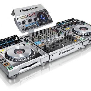 DJ Hire Equipment
